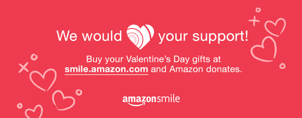 Support BGM through Amazon Smiles
